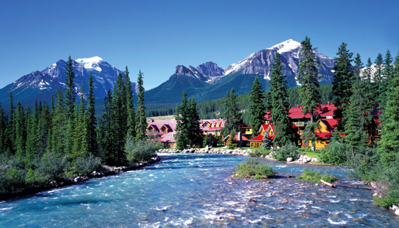 Canadian Rockies Walking & Hiking